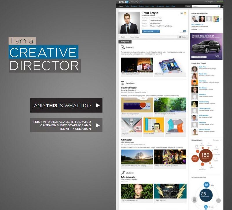 LinkedIn Debuts New Visual Profile Options Learning