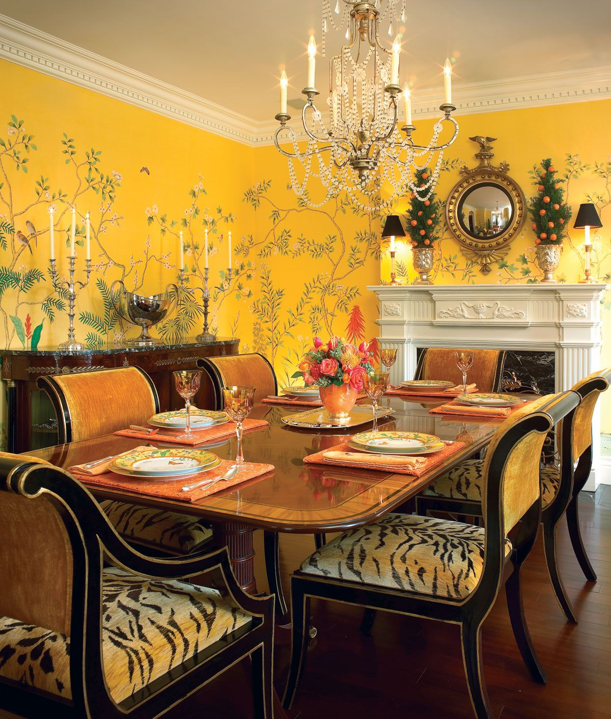 25 Elegant And Exquisite Gray Dining Room Ideas: Gracious Elegance In The Gables