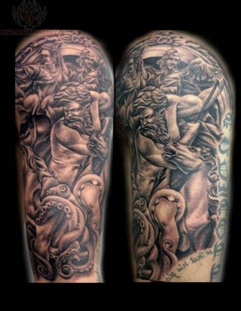 Pin By Tattoos By Devlin On Angel Tattoos Tattoos Sleeve Tattoos