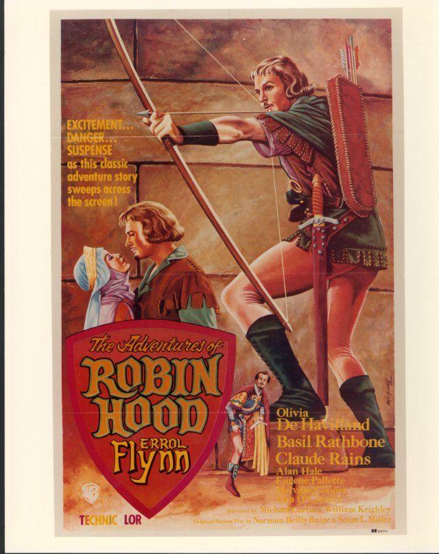 épinglé Par Dawn Murphy Sur Movie Love Films Rétro Robin Des Bois Errol Flynn
