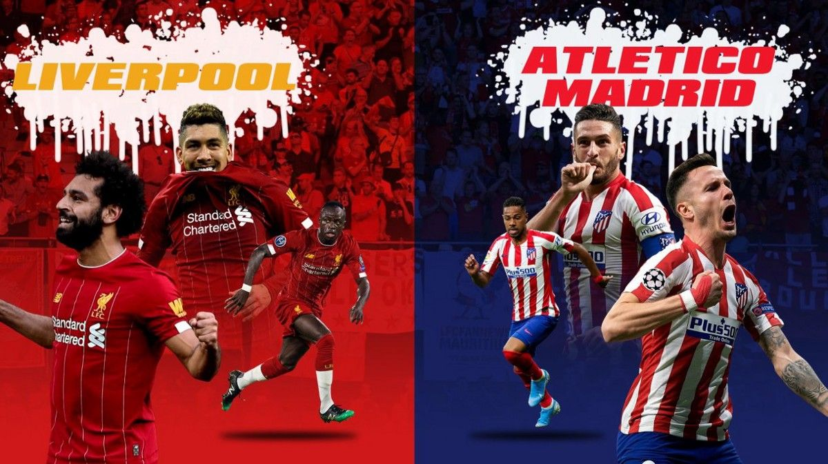 WATCH Liverpool vs Atletico Madrid Live Streaming Online