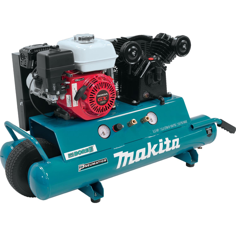 5 5 Hp Big Bore Gas Air Compressor Makita Best Portable Air Compressor Air Compressor Portable Air Compressor