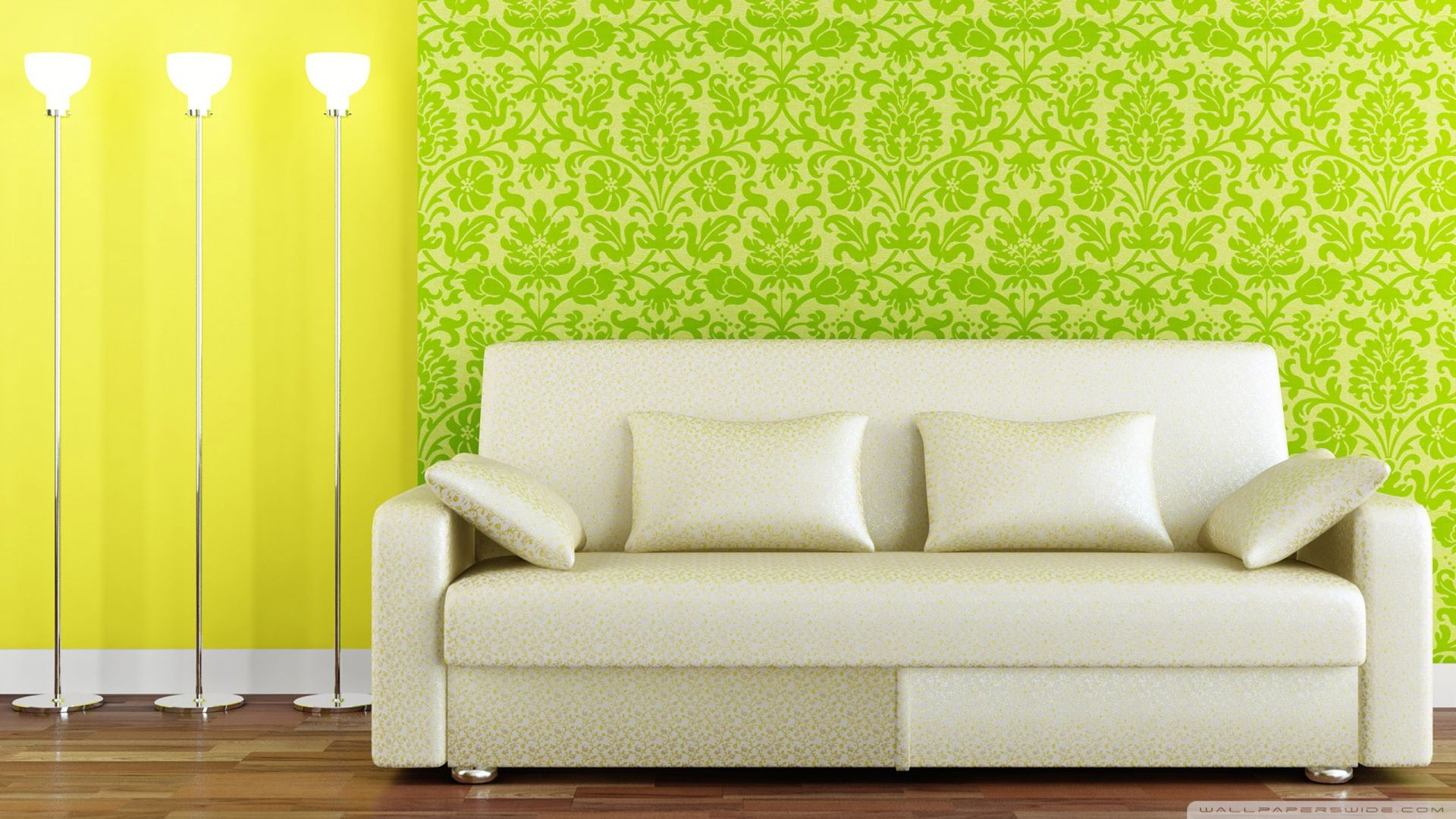 wallpaper designs for living room | bedroom and living room image