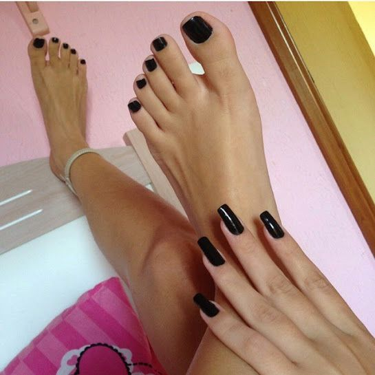 Stunning Sexy erotic nails fetish