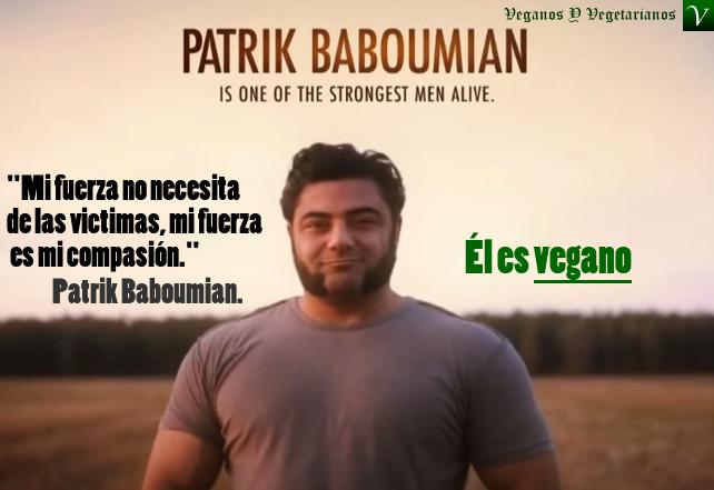 Pin De Rosa María En Veganos Fuerza Hombre Más Fuerte Del Mundo Ser Vegano