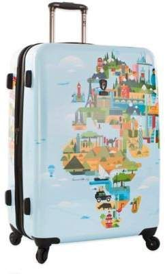 Heys fvt world map 30 inch upright spinner this is a cool heys fvt world map 30 inch upright spinner this is a cool gumiabroncs Image collections