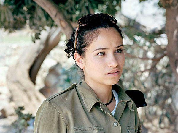 Israel schönes Mädchenbild