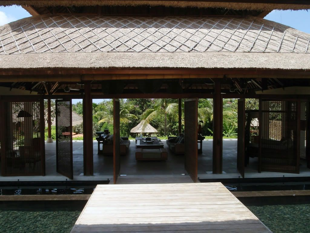 Balinese Architecture Bali Tourism Board Art And