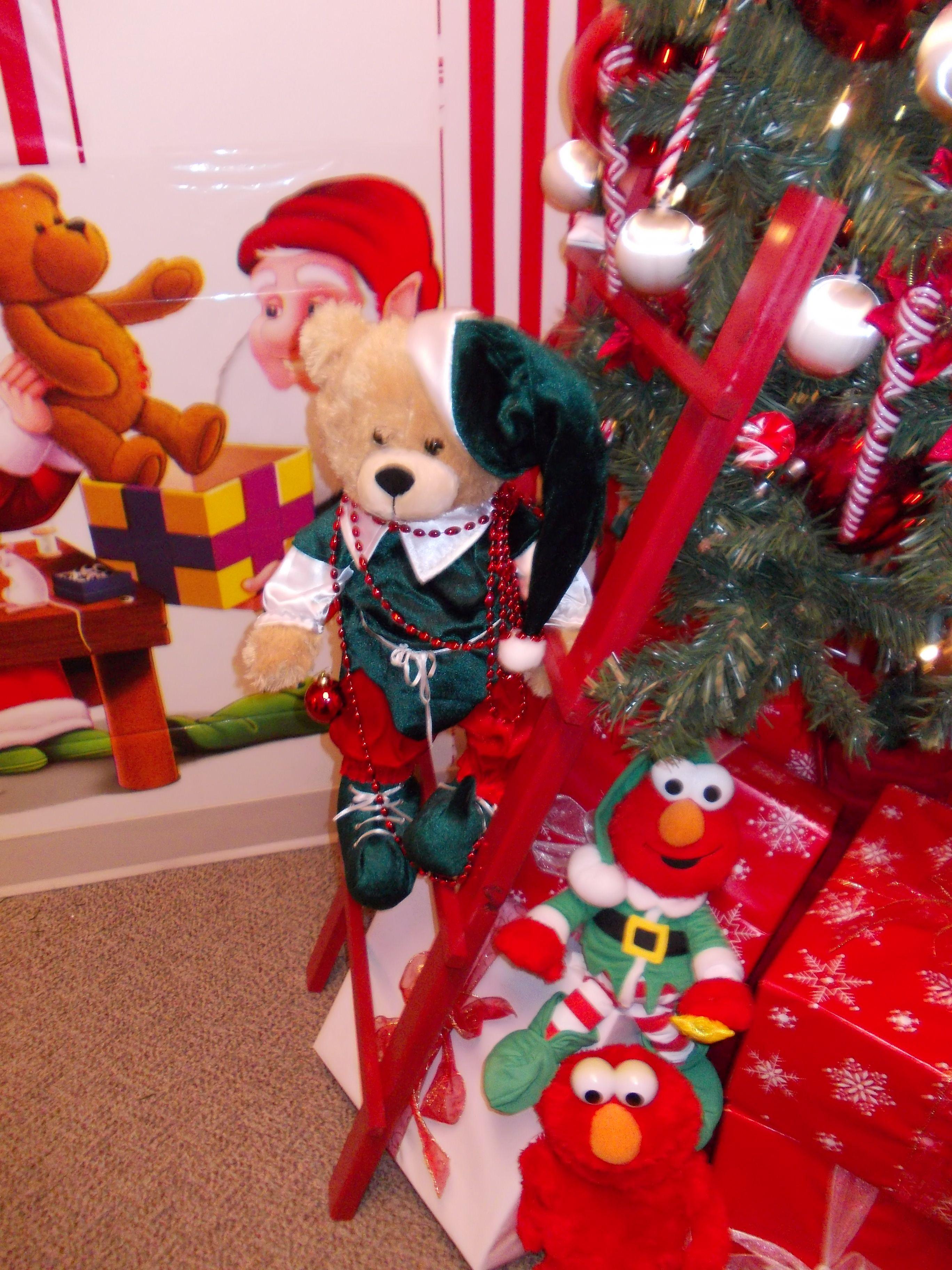 The Office Christmas Ornaments 2013 Santau0027S Workshop (Elf Helping Me