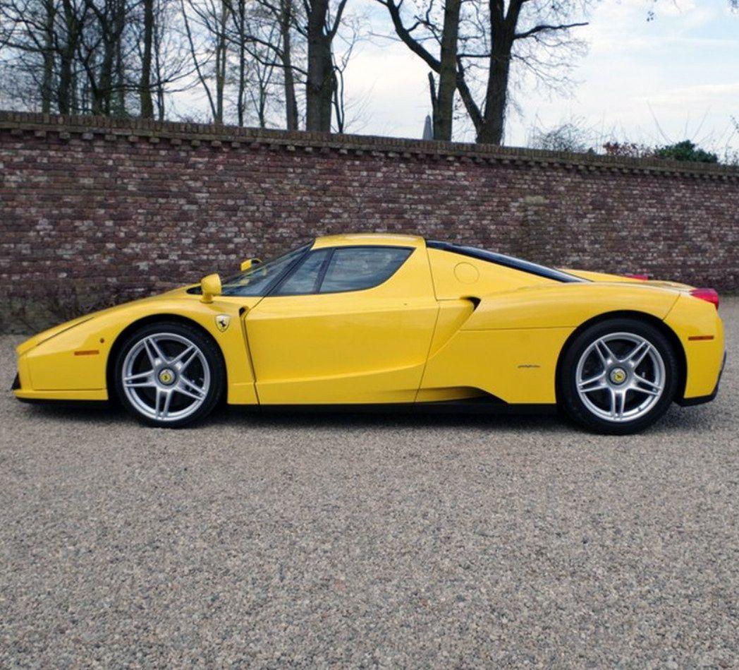 2002 Ferrari Enzo Sportwagen Sport