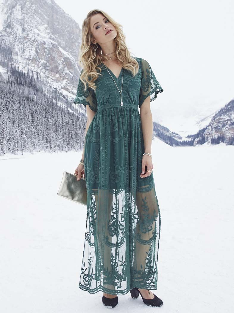 Altar D State Marionette Maxi Dress