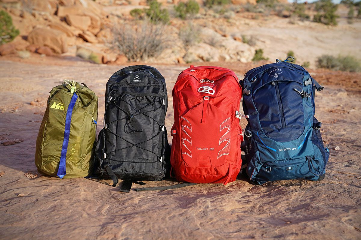 0df240fcec6 Daypack capacity and design can vary widely from basic to feature rich