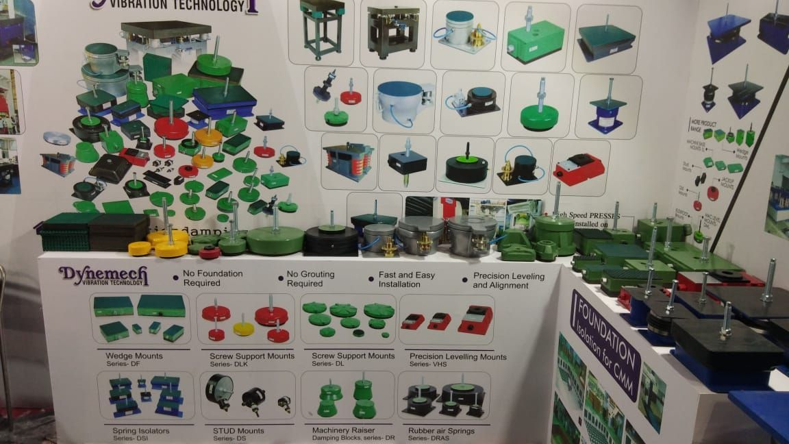 vibrationdamping antivibrationtechnology available with