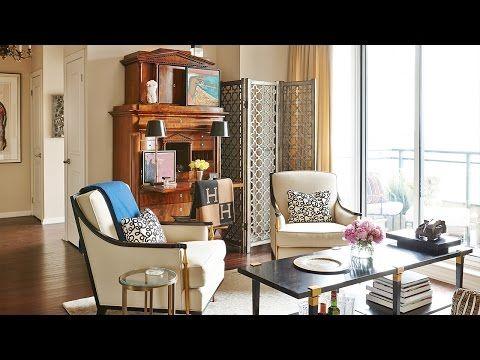 Interior Design — Tour An Elegant City Condo Filled With Art ...