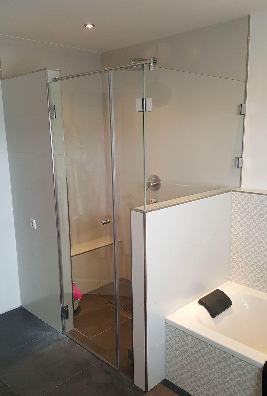 Bildergebnis für mauer dusche  Dusche, Badezimmer, Wohnung