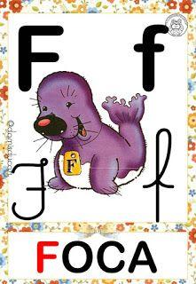 Alfabeto Para Parede Atividade Alfabeto Educacao Infantil