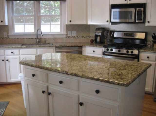 Countertop Paint Near Me : ... on Pinterest Granite colors, Santa cecilia and Matching paint colors