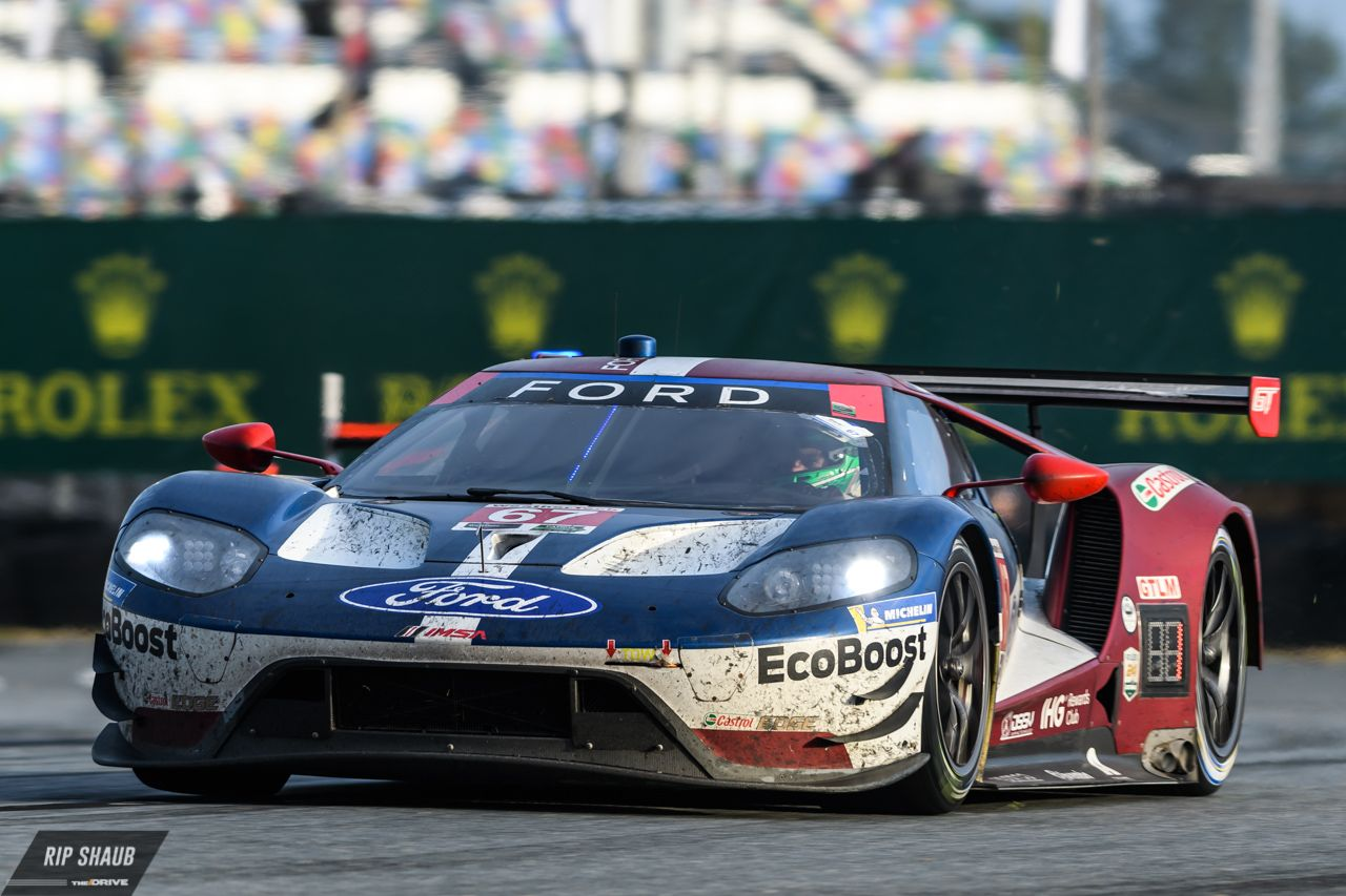 Gt Le Mans Class Winners Ford Performance Chip Ganassi Racings Ford Gt