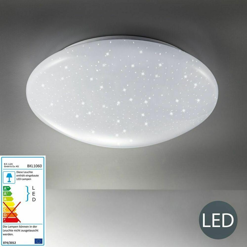 LED Deckenlampe Sternenhimmel Lampe Licht Deckenleuchte Wohnzimmer