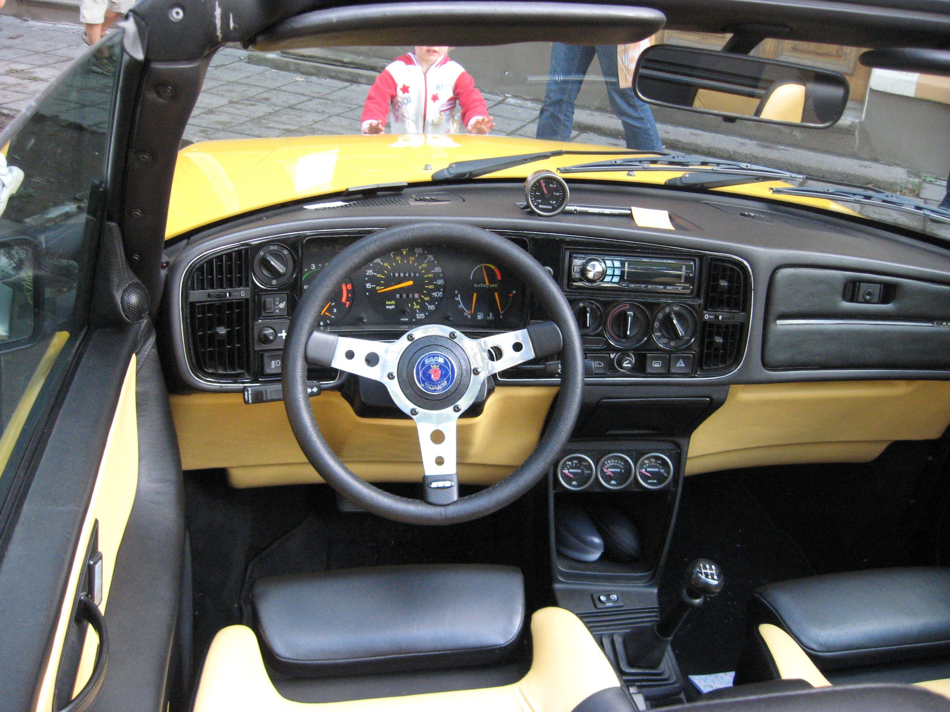 saab 900 custom interior - Google Search | Saab 900 & 99 | Pinterest ...