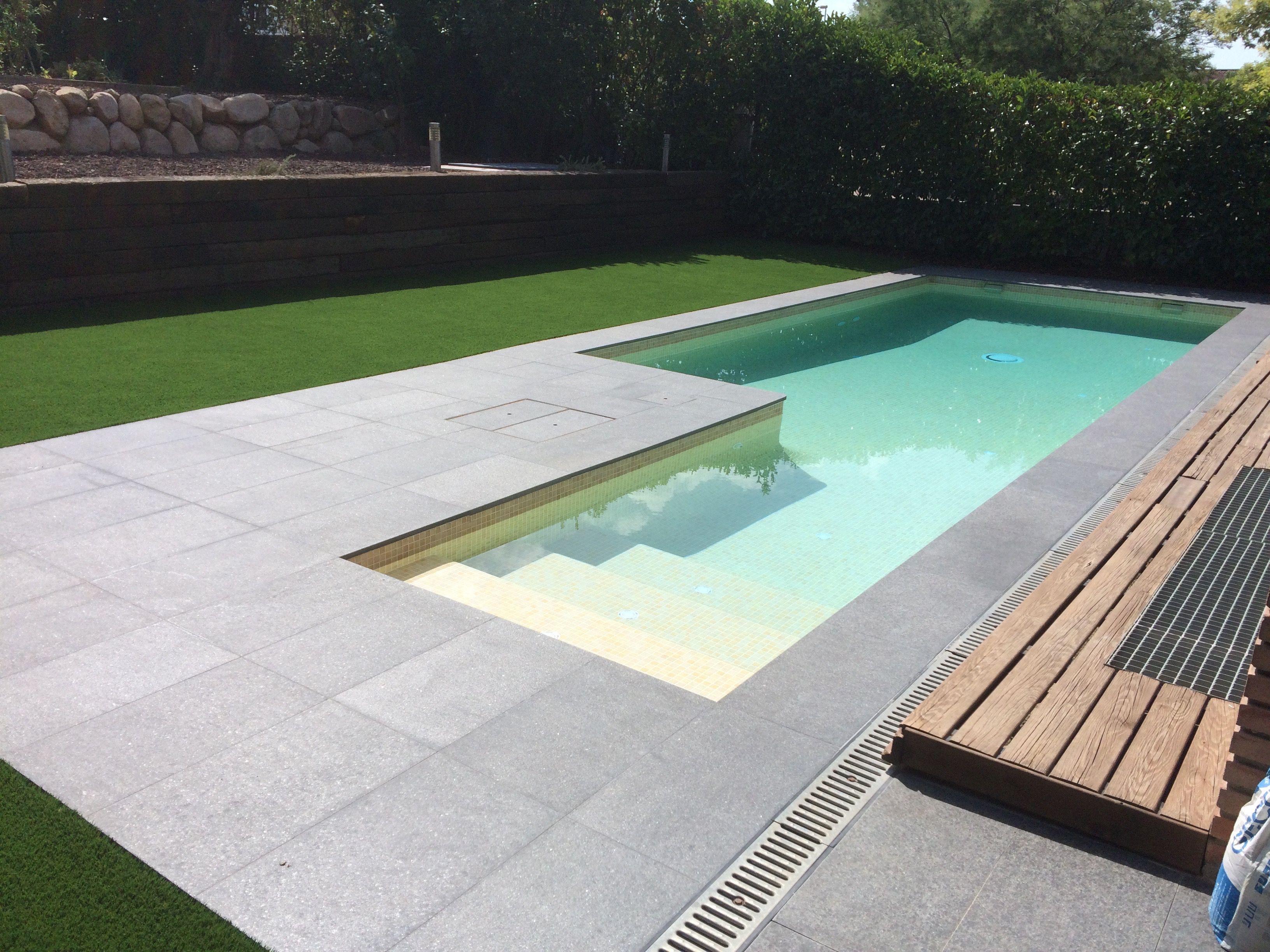 Con un dise o moderno y minimalista presentamos la - Diseno de piscinas ...