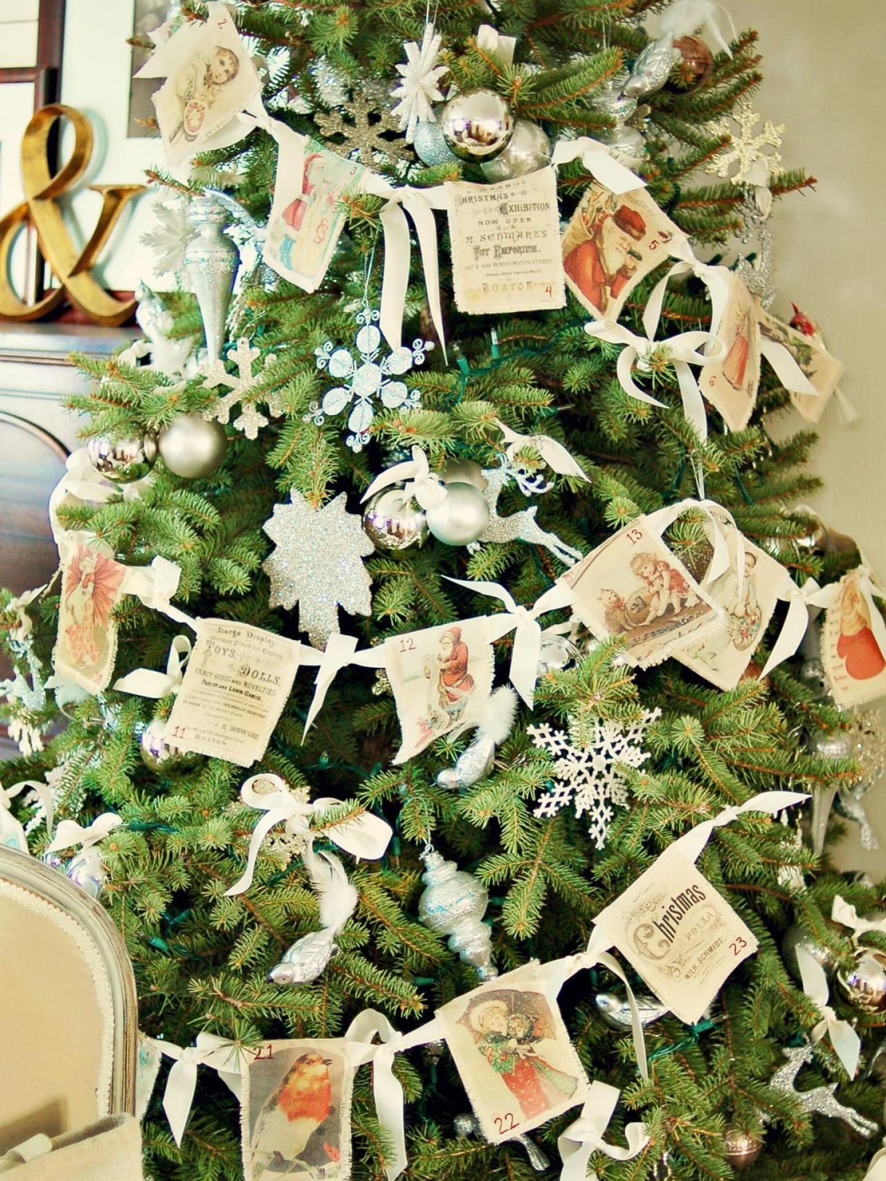 65 Handmade Christmas Decorating Ideas - Easy Crafts And Homemade