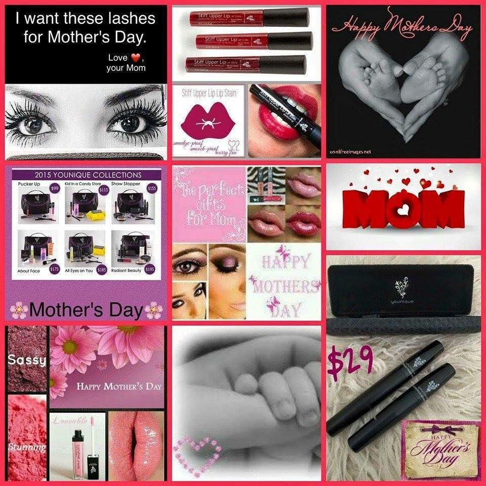 I want to give cosmetics mom 87