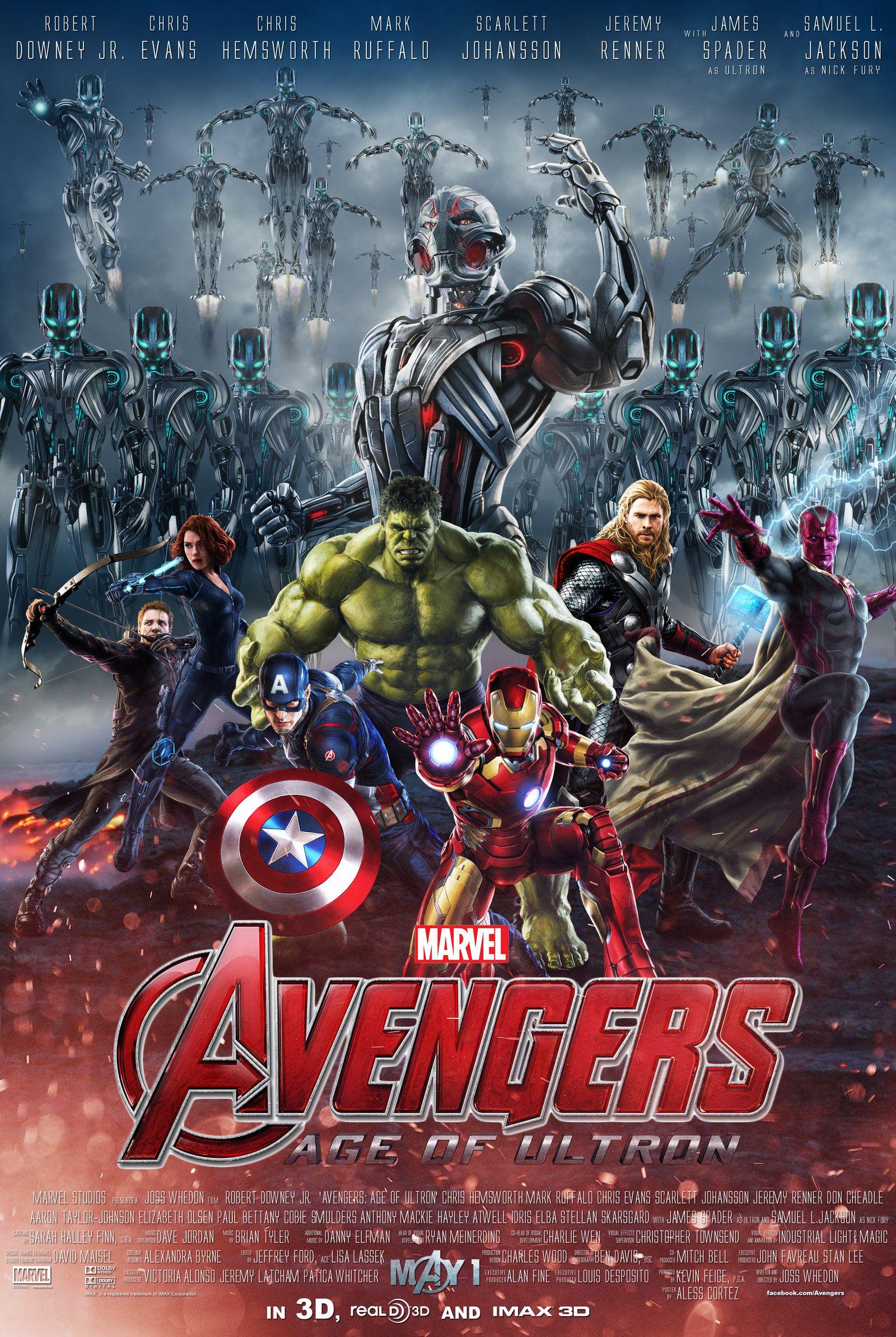 Avengers Age Of Ultron 2015 Avengers Avengers Age Age Of Ultron