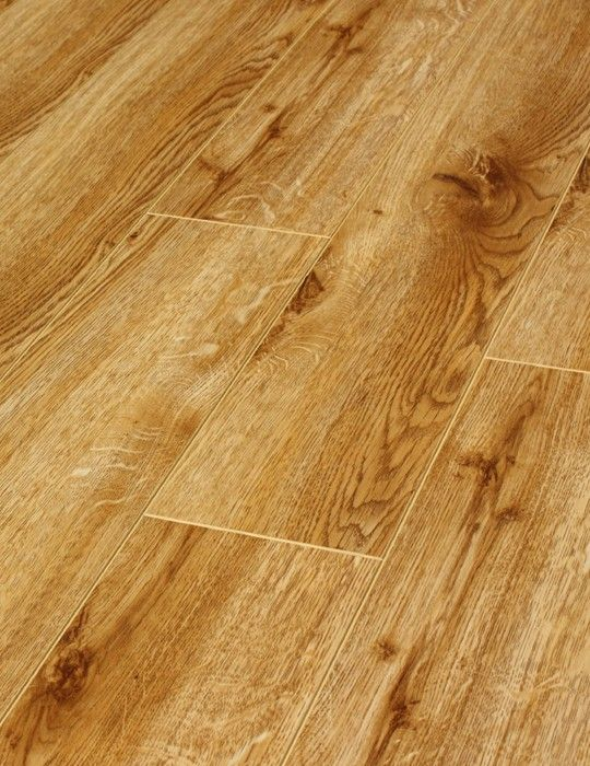 Sherlock Jewel Natural Oak 12mm Gloss Laminate Flooring High Gloss Floors Flooring Laminate Flooring