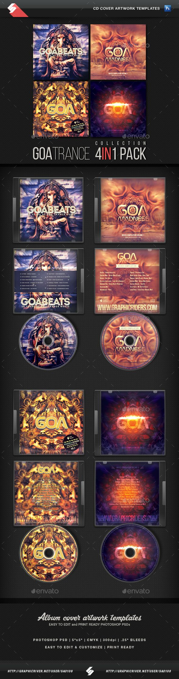 pin by best graphic design on cd dvd cover templates pinterest