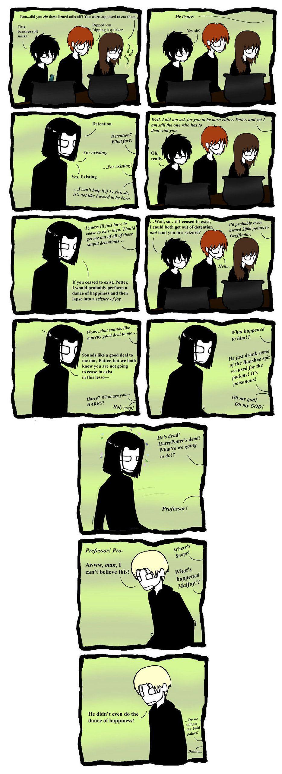 Pin By Emma Davis On Harry Potter Harry Potter Memes Hilarious Harry Potter Funny Harry Potter Cartoon