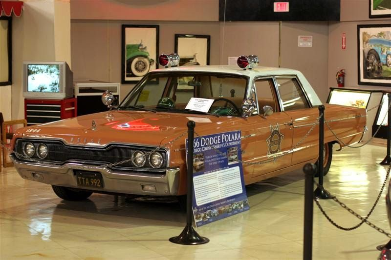 1966 Dodge Polera Squad Car