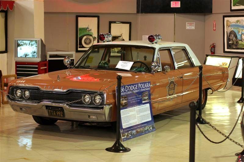1966 Dodge Polera Squad Car