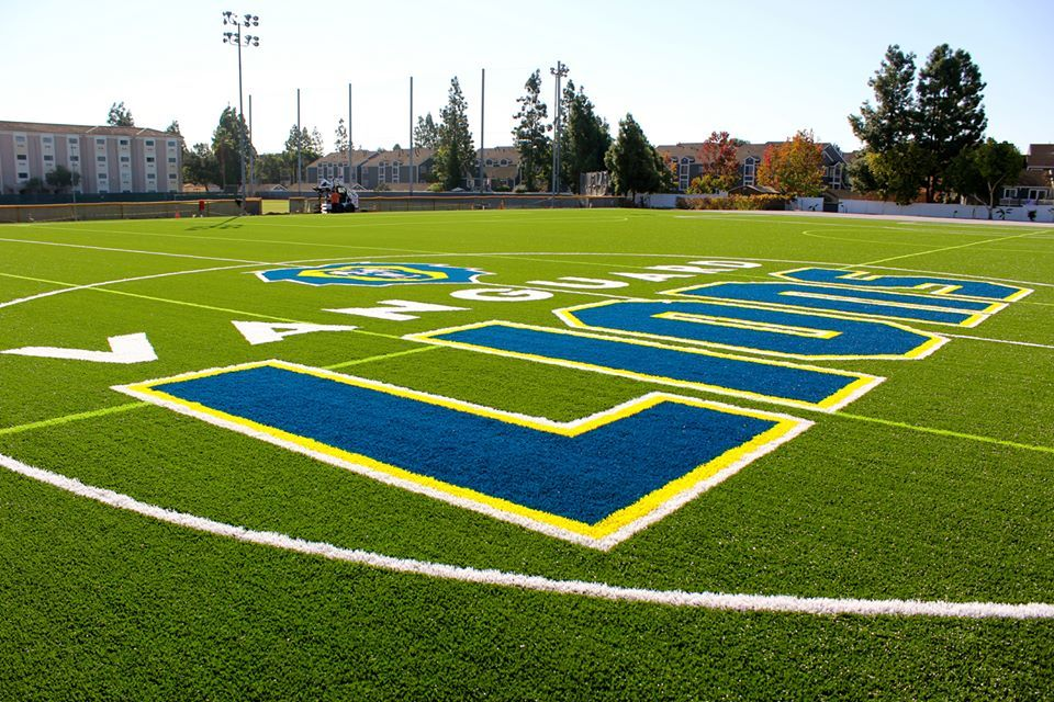 Lions soccer teams win first senior games on new field