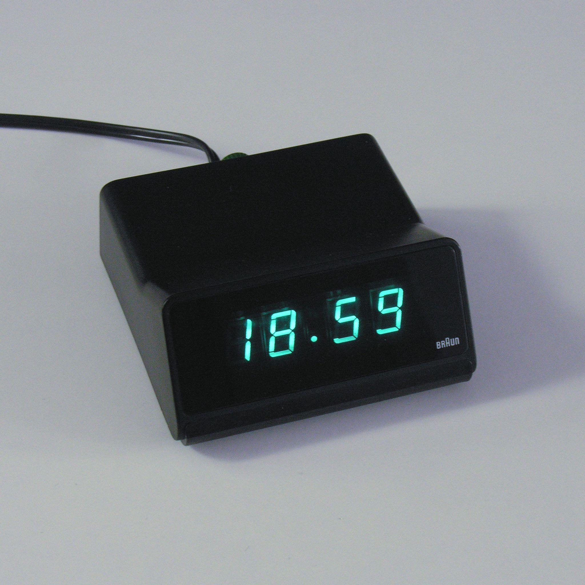 Braun Dn 40 Alarm Clock Alarm Clock Alarm Clock Design Braun Design