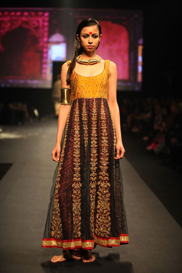 Ritu Kumar Colletion My Favourite Design In The Embroidery