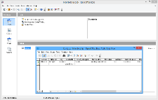 Screendump Of Apache Openoffice Base Apache Openoffice