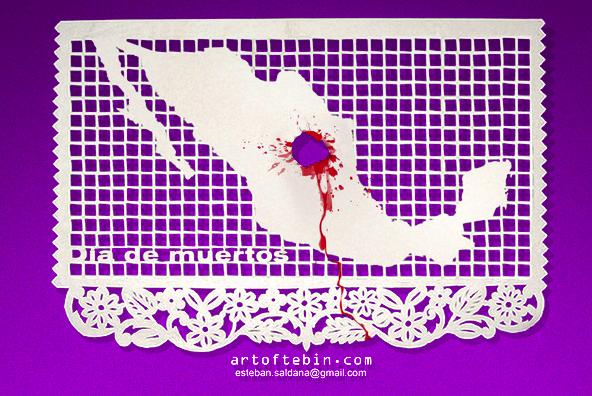 México, herido de muerte