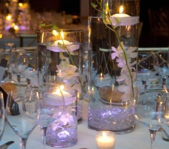 Floating Candles And Underwater Lights Tea Lights