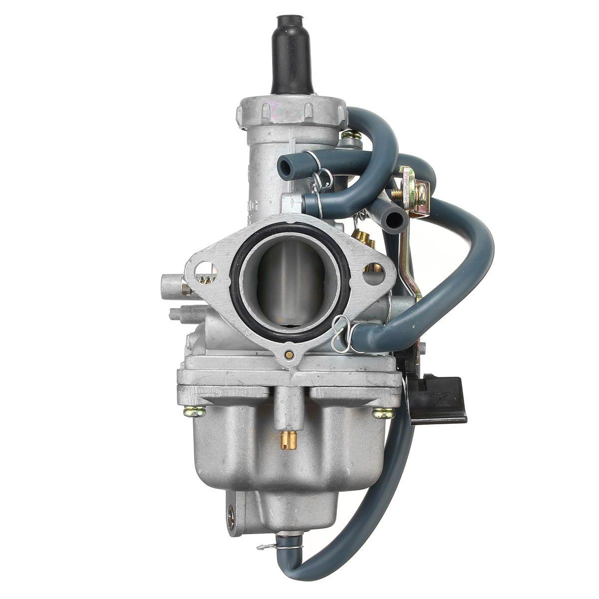 US$25.58 Carburetor & Throttle Cable For Honda ATV Recon ...