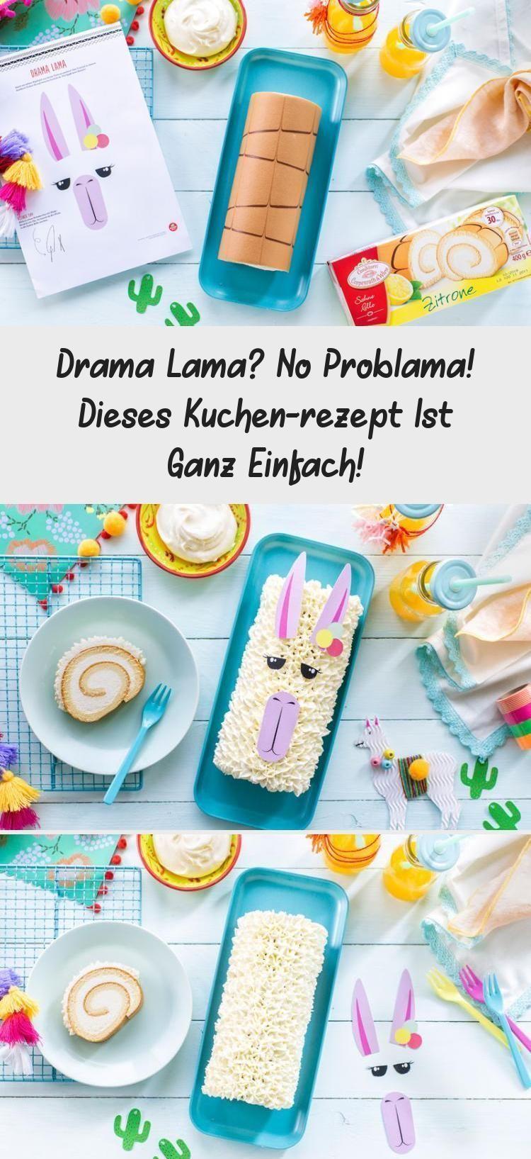 Photo of Drama Lama? No Problama! Dieses Kuchen-Rezept ist ganz einfach! 16 #PinataKuchen…
