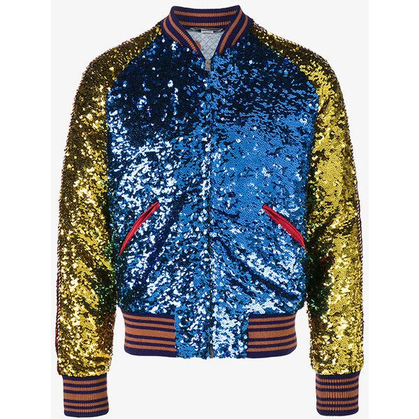 Say What Women/'s Green Gold Camoflauge Full Sequin Bomber Zip Up Jacket NWT