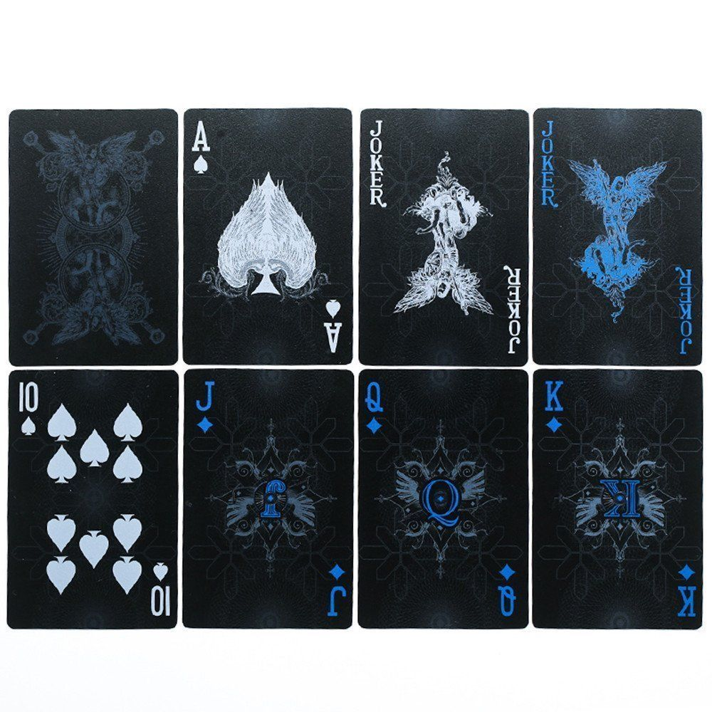Eagle poker playing cards top quality plastic deck