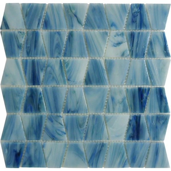 Scotia Trapezoid Glossy Glass Tile AVECHIMSCOTTRAP in 2019 ...
