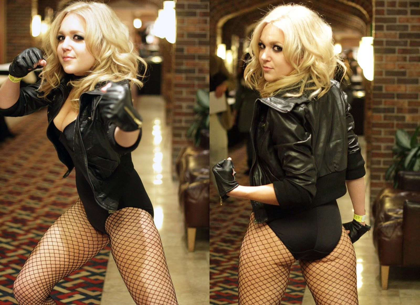 'Xplosion of Awesome: Black Canary by Nicole Marie Jean