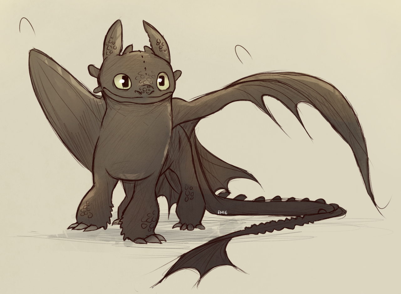 Toothless | Como entrenar a tu Dragon | Pinterest | Como entrenar ...
