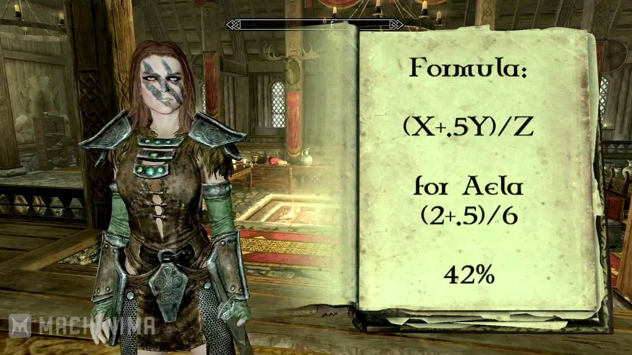 ® Follow Me!: Aela The Huntress with TrendKiLLv01 (Skyrim Gameplay/Comme...