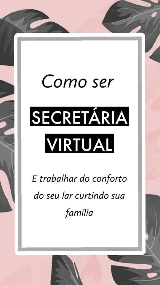 Como ser secretária virtual e trabalhar em casa