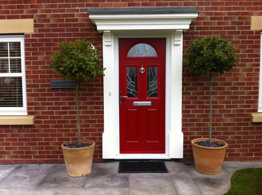 154 best Composite Entrance Doors images on Pinterest Entrance
