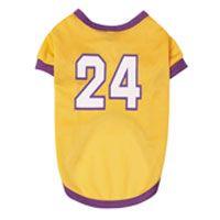 Lakers Kobe Bryant Cat Jersey! | Casual, Dog jersey, Jersey